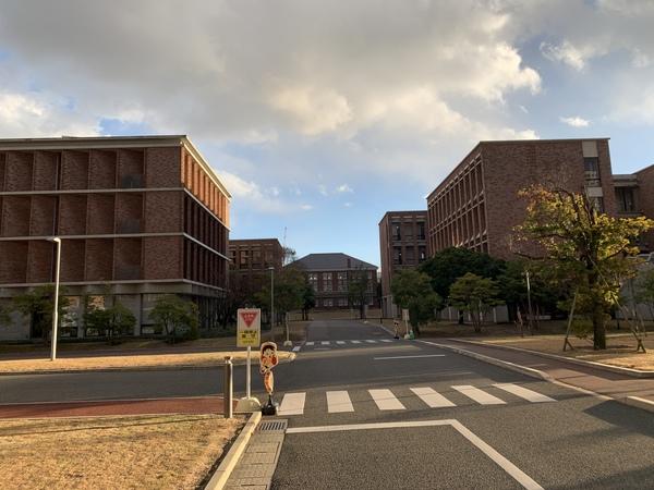 【その他】母校の西南学院大学へ久しぶりに行ってきました。